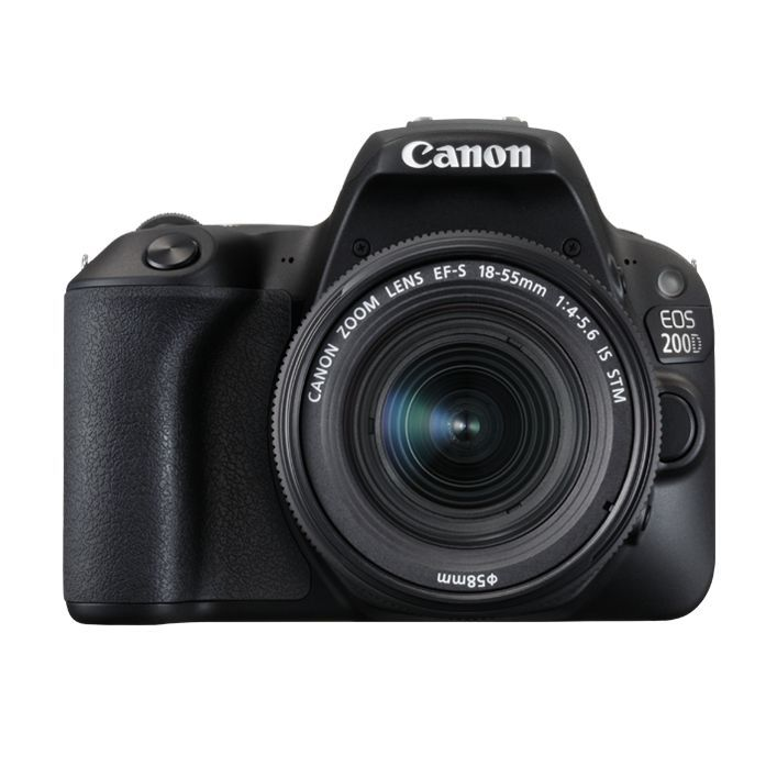 Canon EOS 200D + 18-55 IS STM