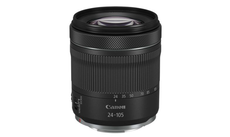 Canon RF 24-105mm f/4-7,1 IS STM