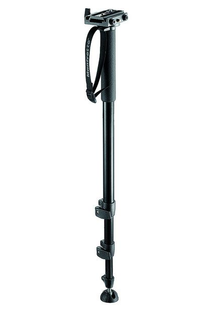 Manfrotto 558 B Monostativ video