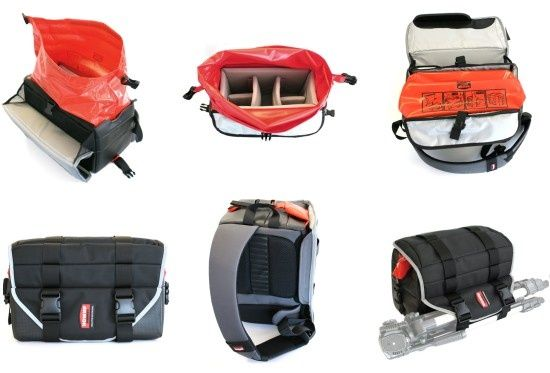 LOWEPRO Camera Armor Seattle SlingBag WP