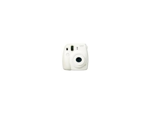 Fujifilm INSTAX MINI 8S INSTANT CAMERA WHITE