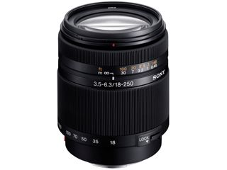 Sony DT 18-250 mm F 3,5 - 6,3