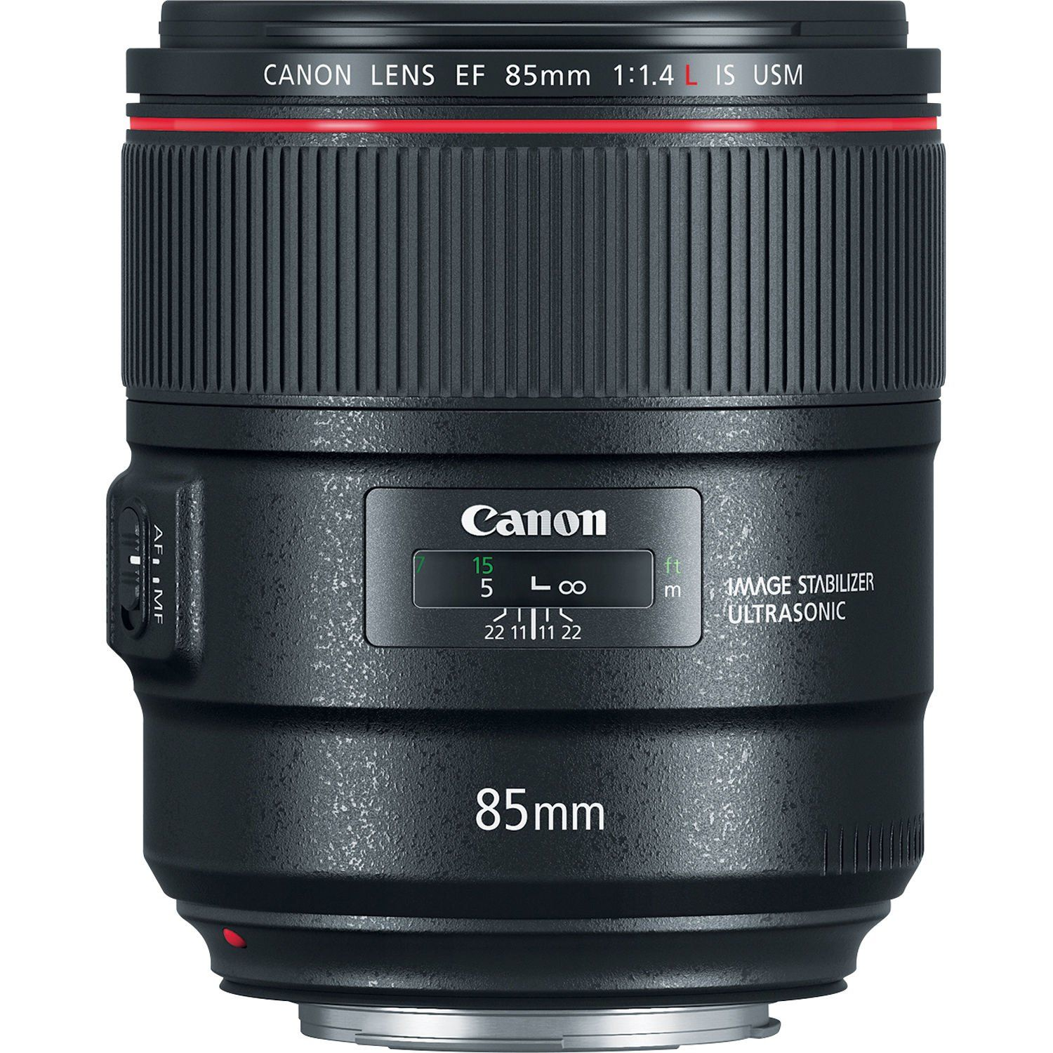 Canon EF 85mm f/1,4L IS USM