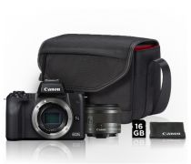 Canon EOS M50 + 15-45mm Value Up Kit - obrázek