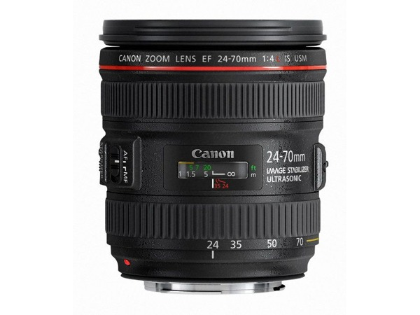 Canon EF 24-70mm f/4,0L IS USM