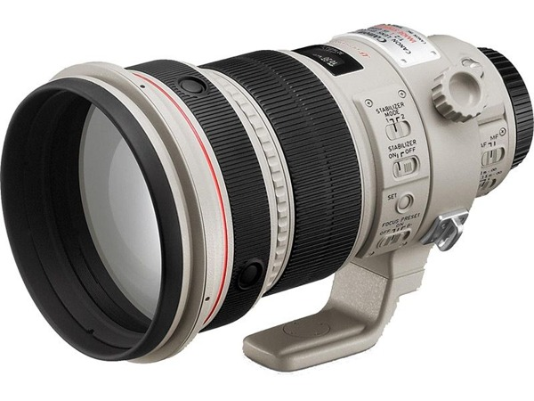 Canon EF 200mm f/2,0 L IS USM