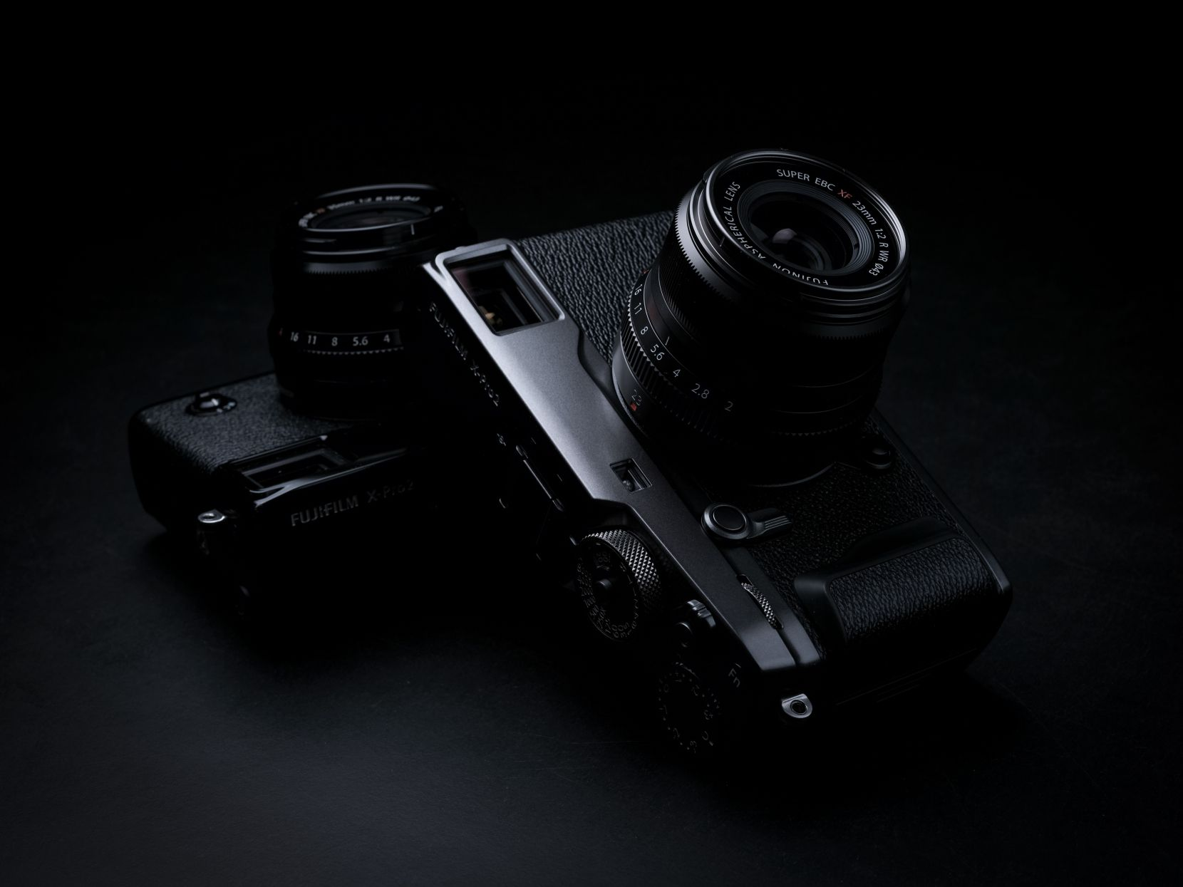 Fujifilm X-PRO2 + XF23mm f/2.0 Graphite edition