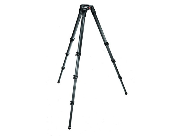 Manfrotto 536 stativ VIDEO karbonový