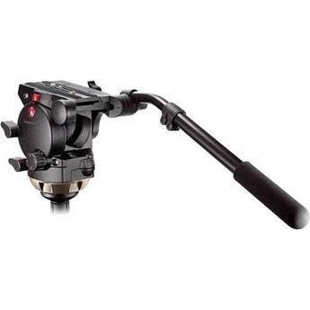 Manfrotto 526 Videohlava PROFESSIONAL FLUID VIDEO kapalinová