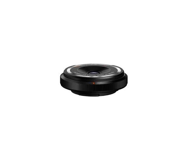 Olympus Cap Lens 9 mm 1:8.0 Black