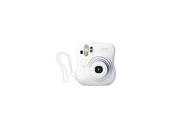 Fujifilm INSTAX MINI 25 INSTANT CAMERA WHITE