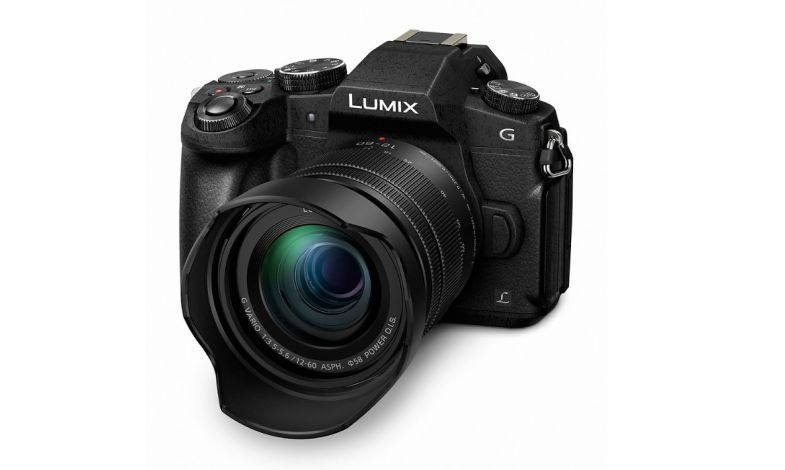 Panasonic Lumix DMC-G80 + 12-60mm