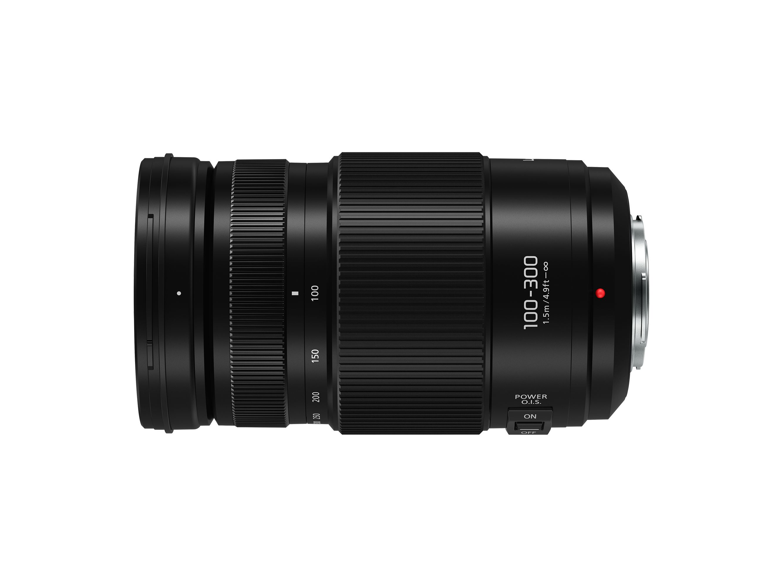 Panasonic Lumix G VARIO 100-300mm f/4,0-5,6 II Power O.I.S.