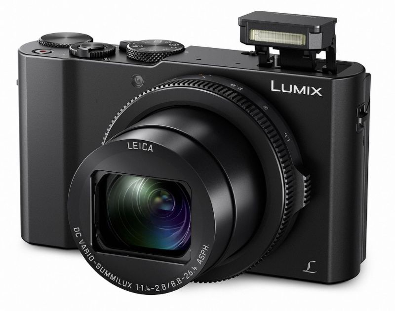 Panasonic Lumix DMC-LX15