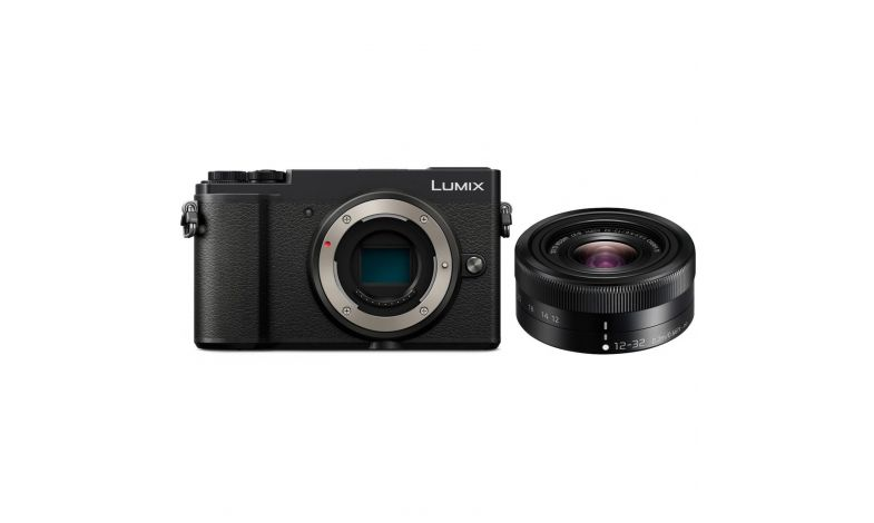 Panasonic Lumix DC-GX9 + 12-32mm