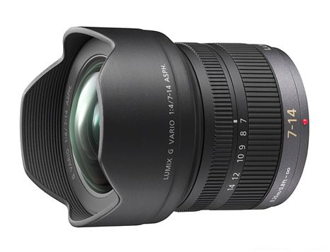 Panasonic Lumix G Vario 7-14 mm F 4,0 ASPH.