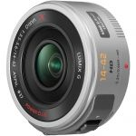 Lumix G X Vario PZ 14-42 mm f3,5-5,6/Power O.I.S silver