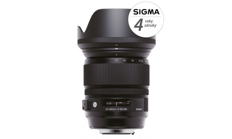 Sigma 24-105mm f/4 DG HSM Art pro Sony A Mount
