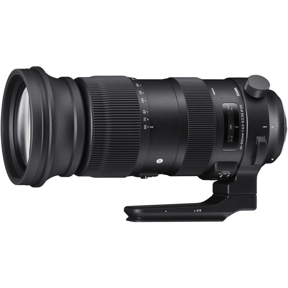 Sigma 60-600mm f/4,5-6,3 DG OS HSM Sports (Canon)
