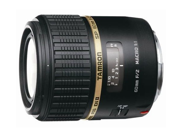 Tamron AF SP 60 mm f/2.0 Di II LD (IF) Macro pro Canon