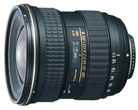 Tokina 11-16mm f/2,8 AT-X PRO DX II pro Canon